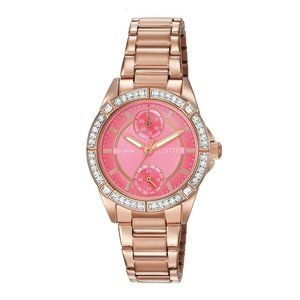 Citizen Women's Rose Gold Crystal w/ box